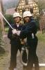 1987 Übung Stefan + Dirk