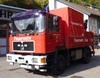 Gerätewagen Transport